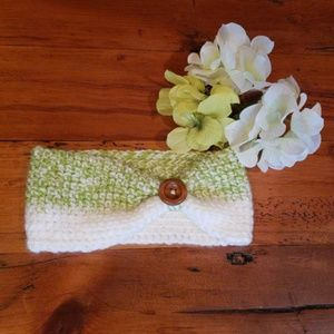 Other - Handmade - toddler headband/ear warmer